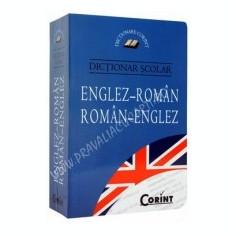 Dictionar scolar englez-roman, roman-englez - DEX
