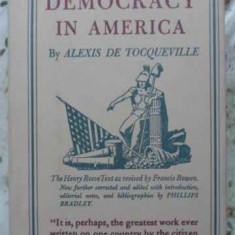 Democracy In America Vol.1 - Alexis De Tocqueville, 405807 - Carte Politica