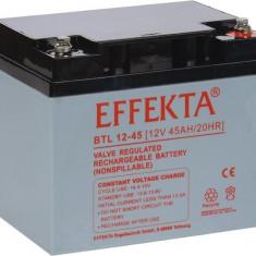Acumulator 12V 45Ah - Baterie auto, 40 - 60