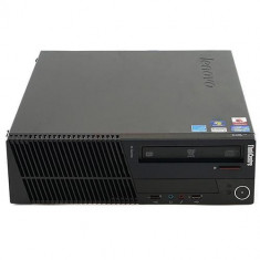 Calculator Refurbished Lenovo ThinkCentre M92p SFF, Intel Core i5-3470, Intel® Turbo Boost Technology 2.0, 4GB Ram DDR3, Hard Disk 500GB S-ATA, DVDR
