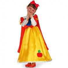 Costum Alba ca Zapada fetite 2-3 ani - Carnaval24 - Costum carnaval