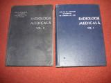 Radiologie medicala - Prof. dr. Gh. Schmitzer (vol.1 si vol.2), Alta editura