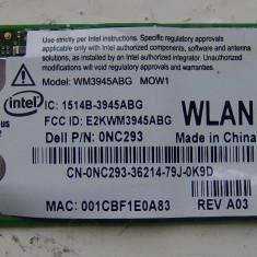 Placa Wireless Intel® PRO/Wireless 3945ABG Dell Latitude D630 !