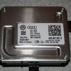 Balast, drosere xenon si led original VW, Skoda, Audi D3S NOU!