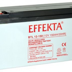 Acumulator 12V 150Ah - Baterie auto
