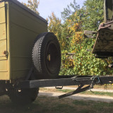 Vând remorca tip camion SR - Utilitare auto