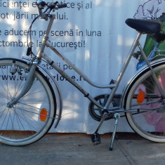 BICICLETA EXCLUSIV - Bicicleta Dama, 22 inch, 26 inch, Numar viteze: 3