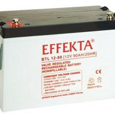 Acumulator 12V 90Ah - Baterie auto, 80 - 100
