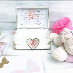 The Bear & The Magic Box Baby Gift Set- Cadou Bebe Personalizat, Cadouri Valentine`s Day