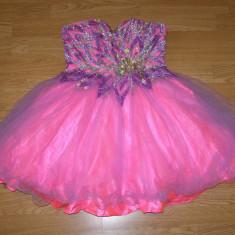 Rochie de gala pentru adulti marime S de la blush prom - Rochie ocazie, Marime: S, Culoare: Din imagine