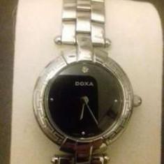 Ceas de dama DOXA cu diamant - Ceas dama Doxa, Quartz