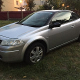 Renault Megane 2 CC, An Fabricatie: 2004, Benzina, 163000 km, 1598 cmc