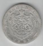 1 LEU 1881   STARE  BUNA