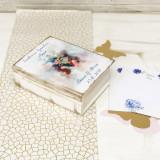 Your Magic Wedding Memories Guestbook – Carte cu ganduri bune personalizata cu foto - Decoratiuni nunta