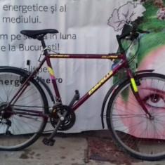 Bicicleta MTB EMMELLE - Mountain Bike, 20 inch, 26 inch, Numar viteze: 21