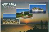 CPI (B9152)  CARTE POSTALA - ROMANIA - LITORAL, MOZAIC