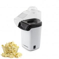 Aparat popcorn 1200W, ECO, fara ulei, 0.26 L, Esperanza Poof