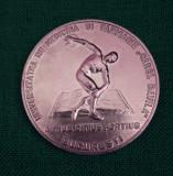 Medalie Romania  Universitatea de Medicina si Farmacie Carol Davila  Bucuresti