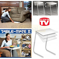 Masuta laptop table mate2, masa pentru laptop pliabila mate 2 - Masa Laptop