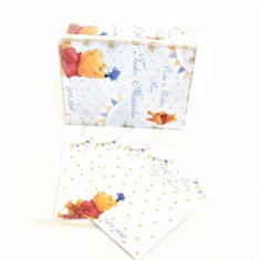 Carte cu Ganduri Bune Winnie – Guestbook personalizat