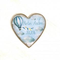 Hot Air Balloon Magnets – marturii magneti personalizati - Marturii nunta