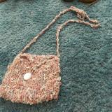 Posetuta, poseta, gentuta tricotaj, produs handmade. COMANDA MINIMA 30 LEI! - Gentuta Copii