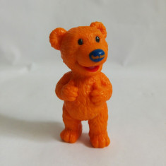 (T) Figurina urs ursulet portocaliu TM & Henson, 6, 5 cm
