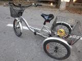 Vand tricicleta adulti Coluer 6 viteze