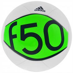 F50 X-ite II Minge fotbal Adidas verde-negru n. 3, Marime: 3