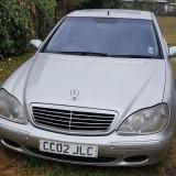Mercedes S 320 2002, Motorina/Diesel, 474369 km, 3200 cmc, Clasa S