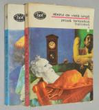 Proza fantastica franceza - Vol. 1+3