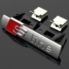 Emblema pentru grila Audi S line - Embleme auto, Bmw