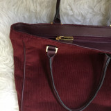 Briefing - Urban Burgundy Bag
