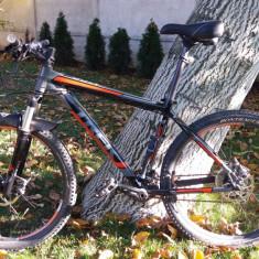 Bicicleta Trek 6500 (concurenta la Merida, Cube, Giant, Cannondale) - Mountain Bike Trek, 17.5 inch, 26 inch, Numar viteze: 30