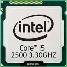 Procesor Intel Core i5 2500 pana la 3.70GHz LGA1155 + Cooler OEM + Pasta - Procesor PC Intel, Numar nuclee: 4, Peste 3.0 GHz