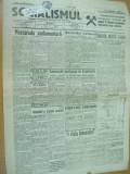 Socialismul 7 iunie 1925 Argetoianu migratie minoritati CFR tramvai tutun