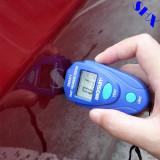 Aparat / tester masura grosime vopsea auto digital AllSun NOU