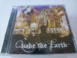 Quake the earth - cd -803
