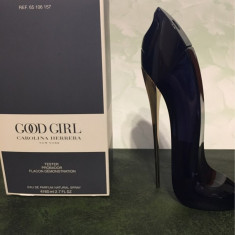 Parfum Tester Carolina Herrera Good Girl - - Parfum femeie Carolina Herrera, Apa de parfum, 80 ml, Floral oriental