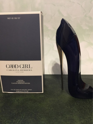 Parfum Tester Carolina Herrera Good Girl - 80 Ml ( Plus cadou ) foto