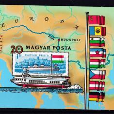 Ungaria 1981 Europa MI bl.153B nedant. MNH w45 - Timbre straine, Nestampilat