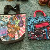 Set de doua gentute, posetute Monster High, posete fetite. COMANDA MIN 30 LEI! - Gentuta Copii