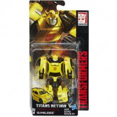 Figurina Transformers Titans Return Bumblebee Hasbro