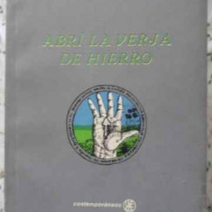 Abri La Verja De Hierro - Fayad Jamis, 405945 - Carte in spaniola