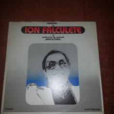 Ion Falculete-Canzone-Electrecord ECE 01766 vinil vinyl - Muzica Opera