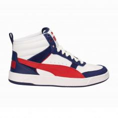 Adidasi Puma Rebound Street V2 JR -Adidasi Originali-Ghete Piele 363916-02 - Adidasi copii Le Coq Sportif, Marime: 37, Culoare: Din imagine