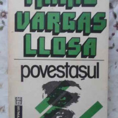 Povestasul - Mario Vargas Llosa ,405917