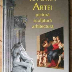 Istoria Artei Pictura Sculptura Arhitectura - Jacek Debicki Jean-francois Favre Dietrich Grunewa - Carte Istoria artei
