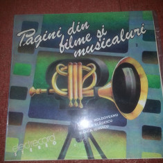 Pagini din filme si musicaluri 2- Electrecord ECE 02468 vinil vinyl - Muzica soundtrack