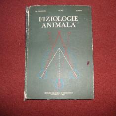 Fiziologie Animala - Gr. Strungaru, M. Pop, V. Hefco - Carte Medicina veterinara